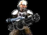 Kota Militia heavy trooper