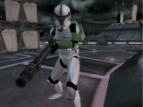Anti-trooper sharpshooter