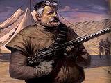 Unnamed Rebel Sergeant