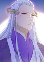 Chen Fan Immortal Sovereign Face