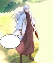 Chen Fan white hair