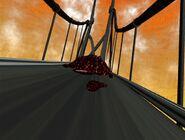 Gilded Gate Bridge and Nulls