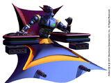 Megabyte's Throne