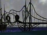 Gilded Gate Bridge