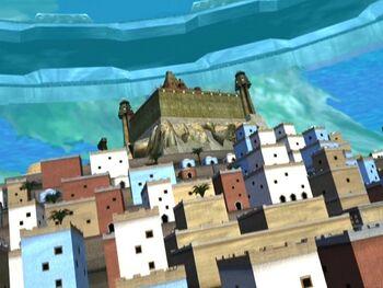 Desert port 2