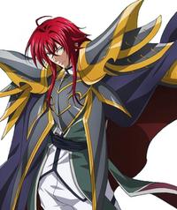 Sirzechs Lucifer - Profile Pic