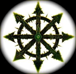 Chaos symbol