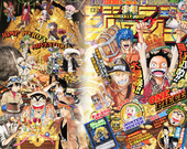 Shonen Jump 2011 Issue 35-36