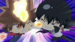 Hibarin vs MT Tsuna