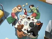 Kyoko y Haru caen inconscientes