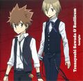"Character Album SONG ""RED"" ~FAMIGLIA~ basil y tsuna - RIGHT NOW.jpg"