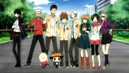 Tsuna And The Gang