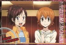 Haru y Kyoko