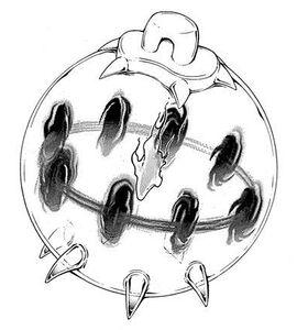 Pacifier Jar