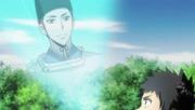 Asari aparece ante Yamamoto