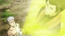 Knuckle aparece antes Ryohei