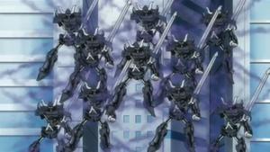 Danza de la Espada Espectral Extra