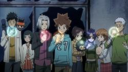 Group Glow