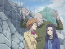 Kyoko y Hana Acechado por Didi