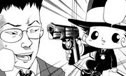 Reborn amenaza a Ichiro