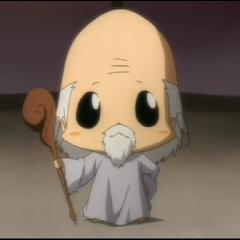 Old Sensei Reborn.