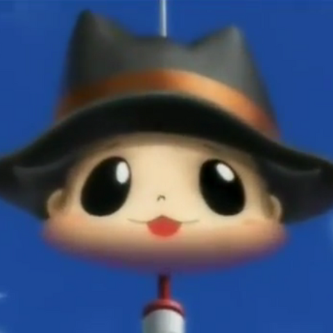 Reborn's Tokyo Tower head