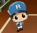 Reborn cosplay de baseball