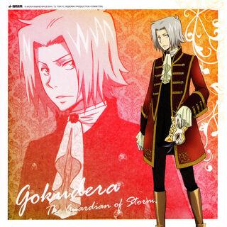 April: Gokudera