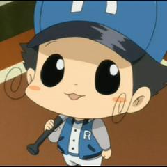 Baseball uniform.