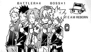 Reborn Team