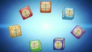 7 cajas Vongola
