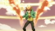 Byakuran's Wings Burned