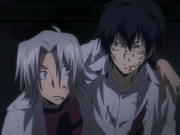 Helping Gokudera Because He Helped Hibari