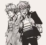 Shoichi y Spanner