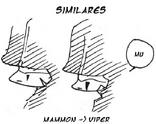 Diferencia entre Mammon y Viper