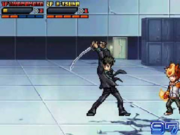 Yamamoto vs Tsuna juego Rumble XX