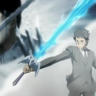 Ugetsu Asari's Four Irregular Swords