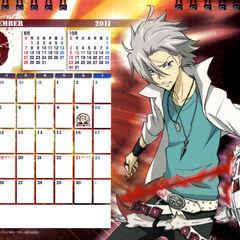 September: Gokudera