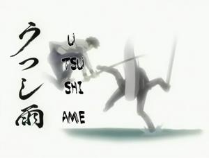 Shigure Souen Ryuu 9 forma