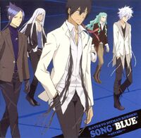 "Character Album SONG ""BLUE"" ~RIVAL~"