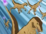 Nuvola Velociraptor
