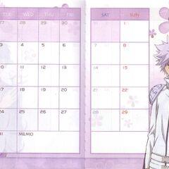 August: Byakuran