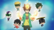 Tsuna and the Arco