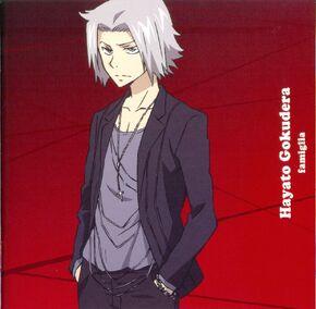 "Character Album SONG ""RED"" ~FAMIGLIA~ gokudera hayato - YELL"