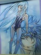 Bluebell y Byakuran 00