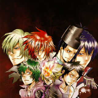 May/June: Vongola 1st generation and Reborn