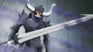 Espada Espectral de Genkishi