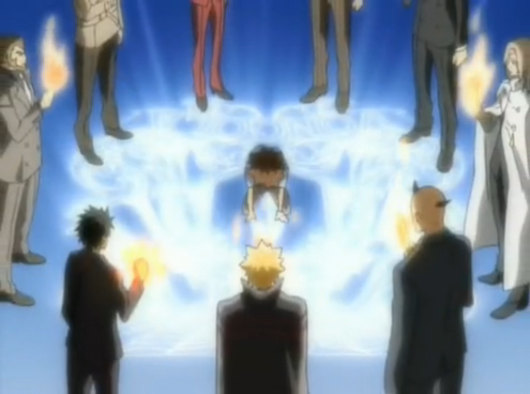 Vongola Boss Reborn Wiki Fandom Powered By Wikia