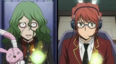 Shoichi y Daisy