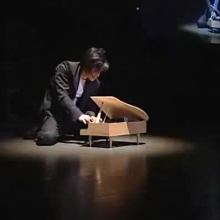 Ichinose in Rebocon 2008.